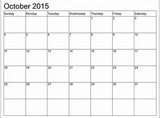 October 2017 Calendar Printable Yearly – Printable