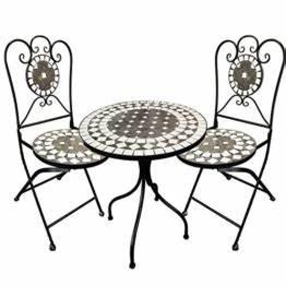 Mosaik Gartenmöbel Set : die sch nsten mosaiktisch sets mit zwei st hlen im ~ Watch28wear.com Haus und Dekorationen
