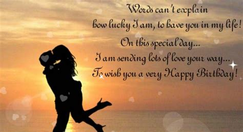 romantic birthday wishes  images quotes wishes