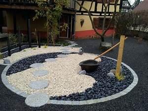 Fontaine Exterieur Zen : fontaine jardin zen exterieur amazing amenager petit ~ Nature-et-papiers.com Idées de Décoration