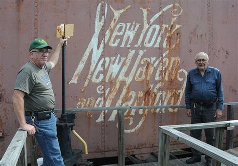 call fall river railroad museum closes   years news  herald news fall river