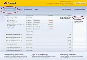 Bank Pay Rechnung : postbank anwenden ~ Themetempest.com Abrechnung
