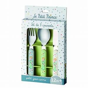Set De Couvert : set de 3 couverts le petit prince la boutique du petit prince ~ Teatrodelosmanantiales.com Idées de Décoration