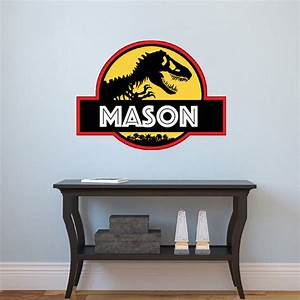 Wall decal best 20 jurassic park wall decal jurassic park for Best 20 jurassic park wall decal