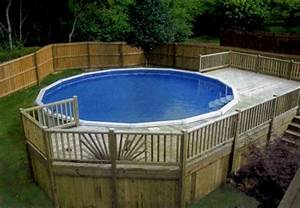 301 moved permanently for Above ground swimming pool deck designs