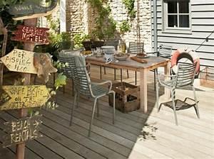 amenager terrasse pas cher meilleures images d With marvelous amenagement de jardin exterieur 15 6 conseils pour une terrasse zen