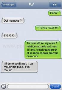 11 plus hilarants SMS père/filles | texto | Pinterest ...