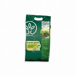 Engrais Gazon Naturel : engrais gazon 8 kg bio gamm vert sac 8 kg gamm vert ~ Premium-room.com Idées de Décoration