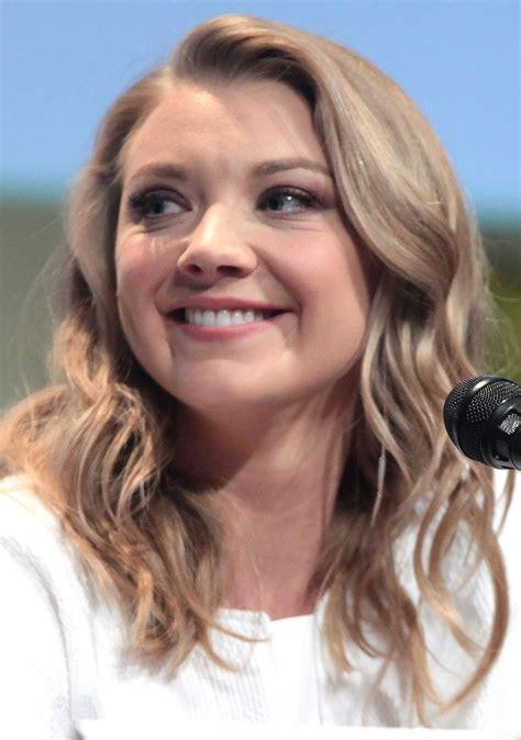Natali Dormer by Natalie Dormer Wikip 233 Dia