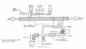 Dixon Ztr 361  1993  Parts Diagram For Wiring Assembly