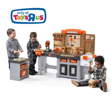 toddler table and chair set toys r us home depot pro play workshop utility bench retailer