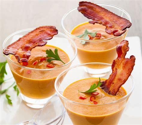 cuisiner du potiron 15 verrines salées et tendances pour les fêtes cuisine az