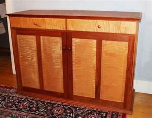 4 Drawer Shaker Sideboard : Shaker Furniture : Handmade