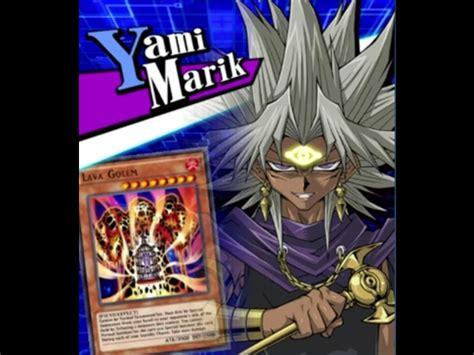Yami Marik Deck Duel Links by Yami Marik Play Lava Golem Yu Gi Oh