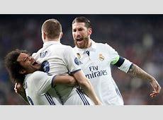 CL 2017 Real Madrid genießt gegen SSC Neapel die Barca