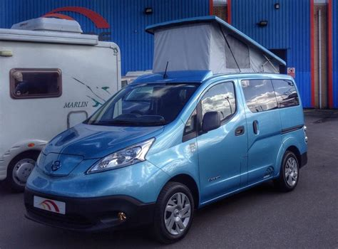 Nissan Conversion by Vw Westfalia Cer Spiritual Successor Nissan E