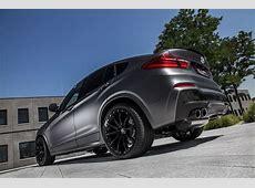 BMW X4 custom wheels Hartge Classic 21x, ET , tire size
