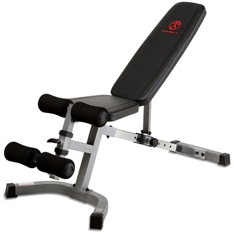 Marcy Chair Exercises by Marcy 174 Adjustable Utility Bench 226947 At Sportsman S Guide