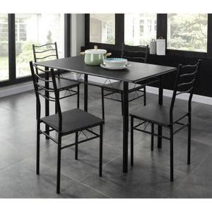 Table Salle A Manger Avec Chaises Pas Cher by Table Chaises Achat Vente Table Chaises Pas Cher
