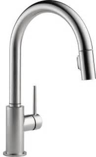 kitchen faucets delta delta 9159 ar dst pull out spray kitchen faucets modern kitchen faucets denver by
