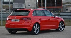 Audi A3 Sportback  No Es Familiar Pero Lo Parece