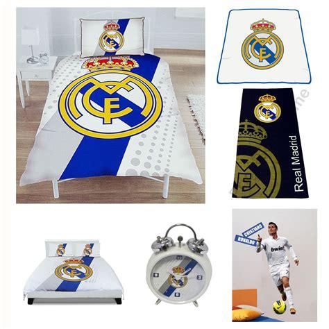chambre de commerce madrid accessoires de chambre football aux couleurs du