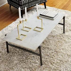 Helpful hints for decorating on a budget for Cb2 marble coffee table