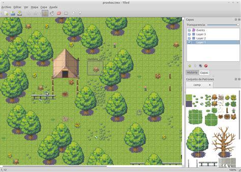 Tiled Map Editor by Tiled Map Editor El Editor De Mapas Libre Raz 243 N Artificial