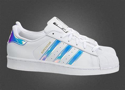Adidas Superstar Hologram Iridescent Limited Edition