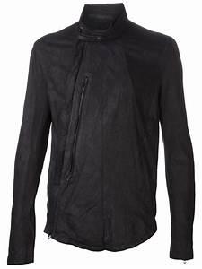Julius Fencing Jacket in Black for Men | Lyst
