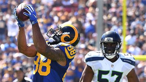 times sam farmer predicts seahawks  defeat rams