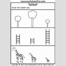 Free Printable Preschool Worksheets  Preschool Worksheets  Printable Preschool Worksheets