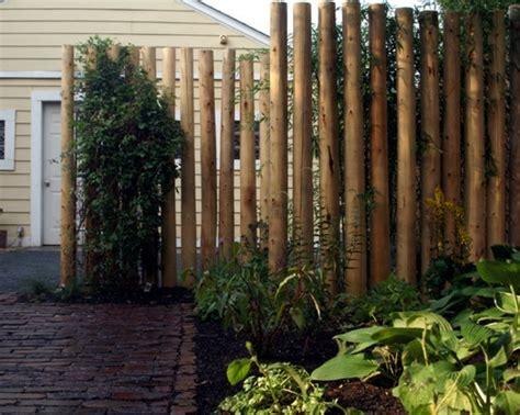 La Canisse Bambou  Une Clôture De Jardin Jolie Et écologique