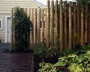 Bambou Pour Haie Brise Vue : la canisse bambou une cl ture de jardin jolie et ~ Premium-room.com Idées de Décoration