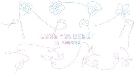 BTS Love Yourself 結 Answer CB Thread - 24/08 release [Pre ...