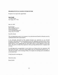 pharmaceutical sales cover letter free download With cover letters for pharmaceutical sales jobs