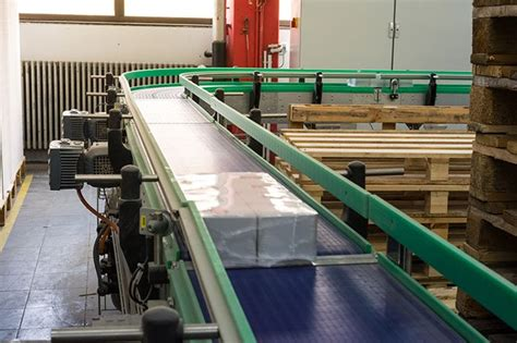 Different Types Of Conveyor Belts And Their Uses