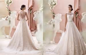 wedding dresses david tutera david tutera wedding dresses 2015 collection modwedding