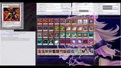 red dragon archfiend decklist julho de 2015 youtube