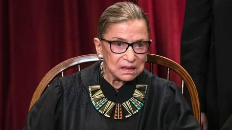 Justice Ginsburg To Skip State Of The Union, Signals She