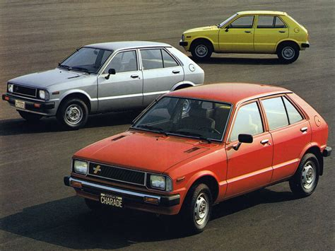 Daihatsu Charade- The Most Successful Hatchback Of Its Era