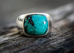 25 mens turquoise rings tropicaltanninginfo With mens silver and turquoise wedding rings