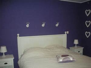 chambre mauve et blanc photo 4 8 3512769 With chambre mauve et blanc
