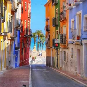 Villajoyosa  Travel Drops  Bbctravel  Travel Tv World  Villajoyosa  Spania  Vagabond