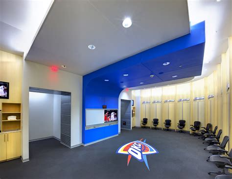 Benham Designs A Home For The Oklahoma City Thunder® Nba