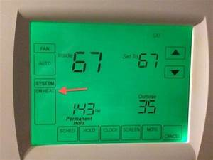 How Not To Use Your Heat Pump Thermostat