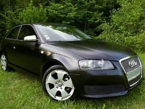 Audi A3 2l Tdi 140 : troc echange magnifique audi a3 tdi 2l 140 noire mate sur france ~ Gottalentnigeria.com Avis de Voitures