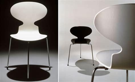 chaise fourmi 3 leg ant chair color hivemodern com