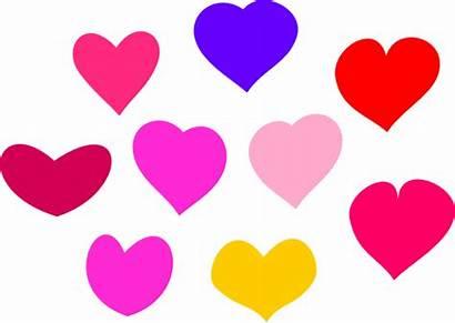 Hearts Bundle Clip Clipart Svg Clker