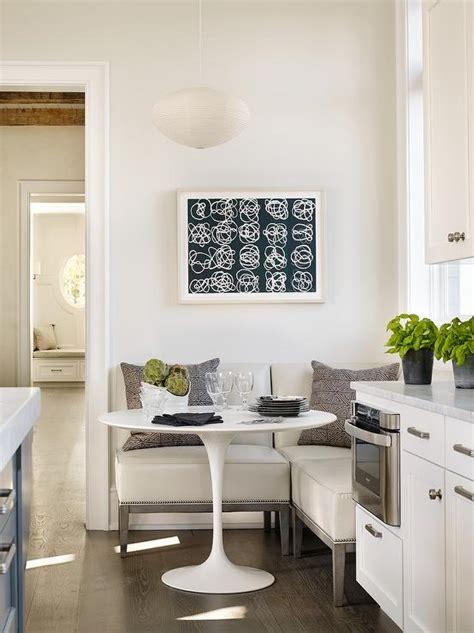 L Shaped Banquette - kitchen l shaped banquette design ideas